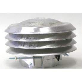 "SunStar 6"" Combustion Air Cap 41000000- Pkg Qty 1"