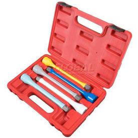 "Sunex Tools 2450 1/2"" Dr. Torque Limiting Extension Set, 5-Piece, Spring Steel"