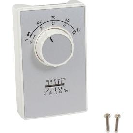 TPI ligne tension Thermostat unipolaire refroidissement seulement ET9SRTS