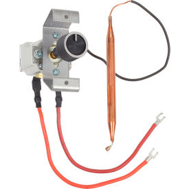 TPI SPST Thermostat Kit for Unit Heaters TUH1 Field Installed 25 Amp
