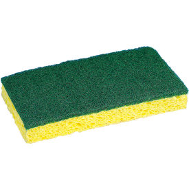 Tolco Scrub Sponge, Regular Duty, 5 Sponges - 280131 - Pkg Qty 8