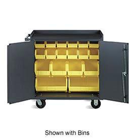 Vari-Tuff Multiple Bin Cabinet - No Bins