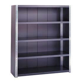 "Vari-Tuff Brute Shelving Panel Pack - 48""W x 24""D x 60""H"