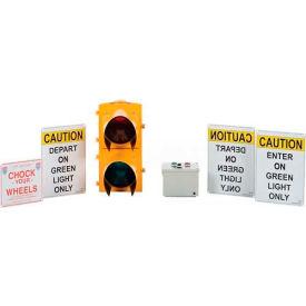 Vestil Dock Traffic Light Control System DTS-10