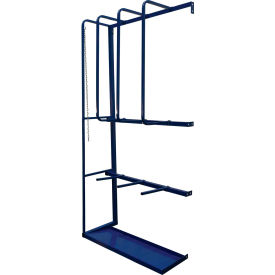 """Expandable Vertical Add-On Bar Rack,106""""H, 4000 lbs. Capacity"""