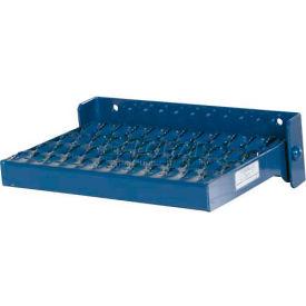 """Fold-Up Steel Step - 13-11/16""""W X 9-1/2""""D - 350# Cap - SFS-149"""