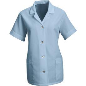 Red Kap® Women's Smock Loose Fit Short Sleeve Light Blue L - TP23