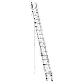 Werner D1536-2CA - 36' Grade 1A Aluminum D-Rung Extension Ladder