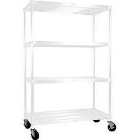 Swivel Casters For Shelf Units (4 pcs)