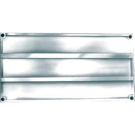 "Reinforced Solid Shelf, 20"" x 48"""