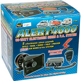 Wolo 4000 Alert 4000 Siren Speaker System