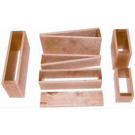 Whitney Brothers Hollow Block Set - 18 Blocks