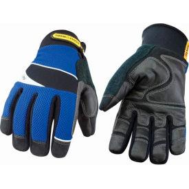 Waterproof Work Glove - Waterproof Winter w/ Kevlar® - Large