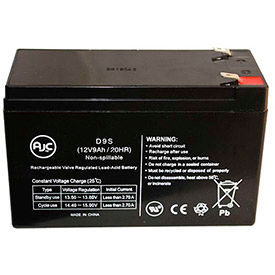 AJC® Brand Replacement UPS Batteries for Best Power 9 to 12 Amps