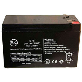 AJC® Brand Replacement UPS Batteries for Best Power 55 to 75 Amps