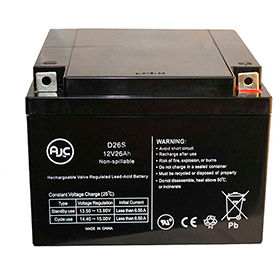 AJC® Brand Replacement UPS Batteries for PowerWare 12 Amps