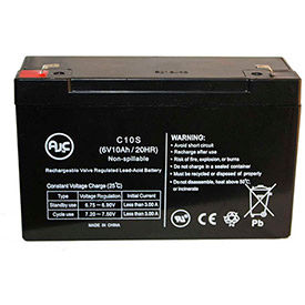 AJC® Brand Replacement UPS Batteries for Power Sonic