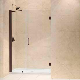 Dreamline Hinged Shower Doors 50