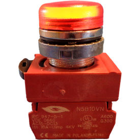 Springer Controls 22mm Pilot Lights
