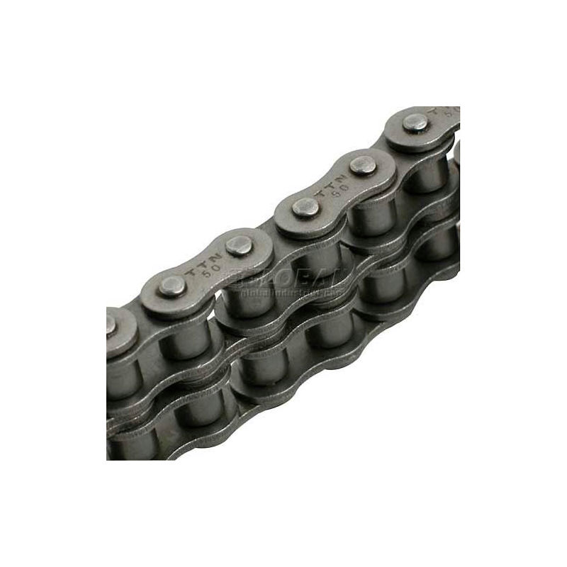TRITAN 35-1NP 10FT Precision ANSI Nickel Plated Roller Chain 3//8 Pitch 10 Box