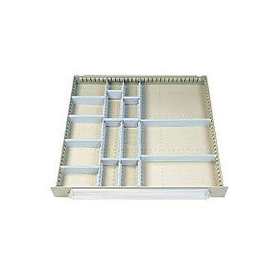 Lyon Modular Drawer Unit Divider Kit NF240P45 - 16 Compartment