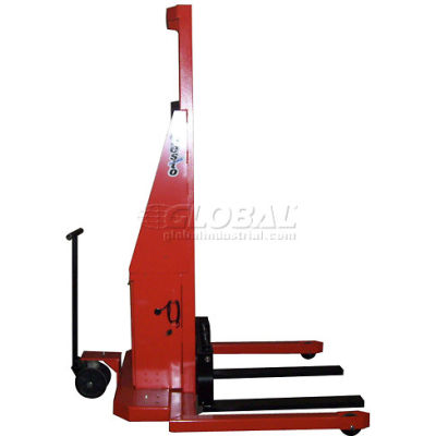 "PrestoLifts™ Battery Powered Lift Stacker WPS5036-30 3000 Lb. 50"" Straddle"