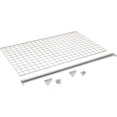 Global Industrial™ Security Cage Accessory Shelf 48 x 36