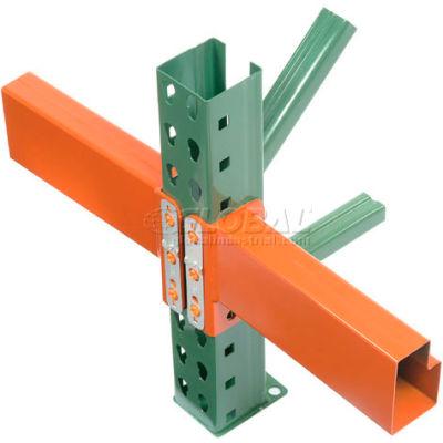 "Husky Rack & Wire Teardrop Beam - 120""L x 4.5""H - 4,190 Lbs. Cap Per/Pair (2 PCS)"