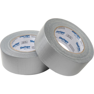 "Shurtape Gray Duct Tape - PC006 - 2"" X 60 Yd Gray"