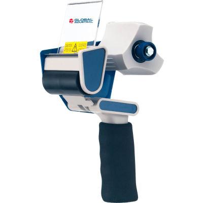 """Global Industrial® Heavy-Duty Packaging Tape Dispenser, Foam Grip Handle, 3""""W"""