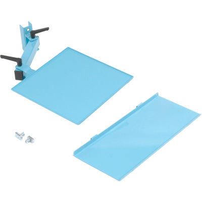 14 x 14 Articulating Monitor Arm - Blue for Pro-Line Workbench