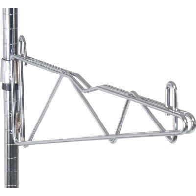 """Adjustable Single Shelf Support Kit 18"""" Deep (Pair)"""
