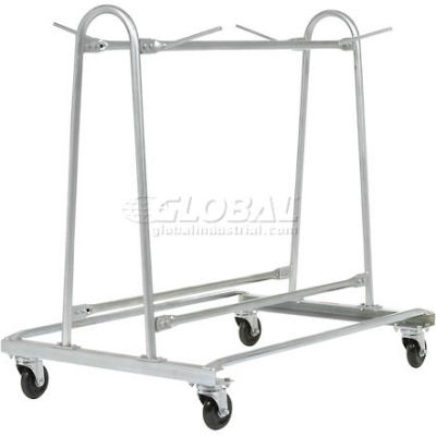 Cactus Mat 6477KD Portamat Floor Mat Washing & Transport Cart, 10 Mat Capacity