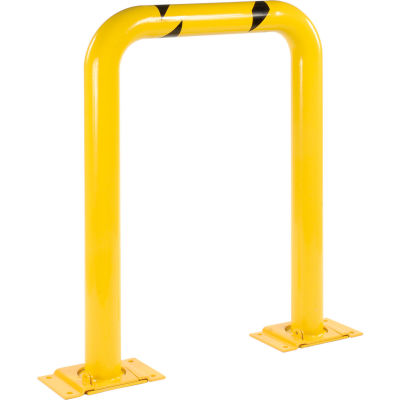 """Global Industrial™ Removable Steel Machinery Rack Guard 24""""H X 36"""" L"""