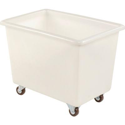 Dandux White Plastic Box Truck 51126006N-3S 6 Bushel Medium Duty