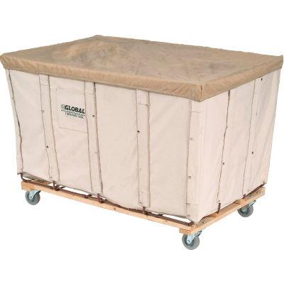 Global Industrial™ Best Value 20 Bushel Canvas Basket Bulk Truck