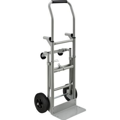 Global Industrial™ Multi-Function 5-in-1 Convertible Hand Truck