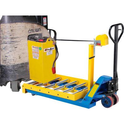 Global Industrial™ Forklift Battery Transfer Platform, 4000 Lb. Capacity