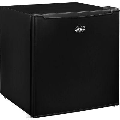 NEXEL® Mini Compact Refrigerator-Freezer, BC-47, 1.7 Cu. Ft., Black