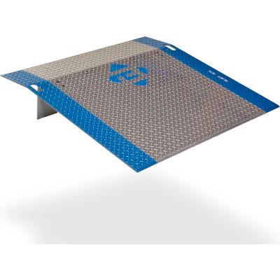 Bluff® B4848 Heavy Duty Aluminum Dock Plate 4532 Lb. Capacity