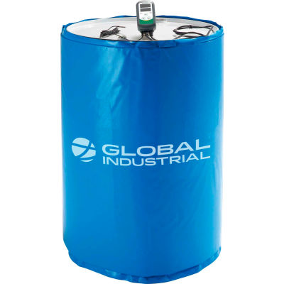 Global Industrial™ Insulated Drum Heater For 55 Gallon Drum, Up To 145°F, 120V