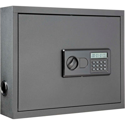 Global Industrial™ Wall-Mount Laptop Security Cabinet for Global Workbenches