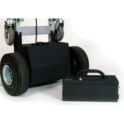 Spare Battery Module 220655 for Wesco® Powered CobraPro Convertible Hand Trucks