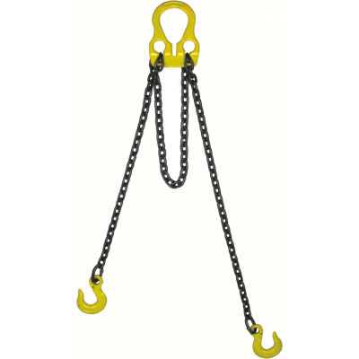 "Lift-All® 30006G10 Adjust-A-Link™ Chain Sling 14 Ft. Long 3/8"" Chain"