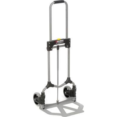 Global Industrial™ Folding Hand Cart 150 Lb. Capacity