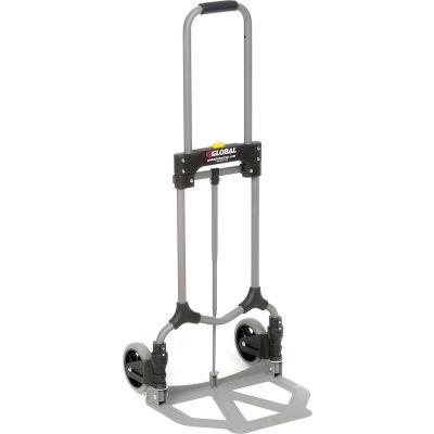 Global Industrial™ Folding Hand Cart 150 Lb. Capacity