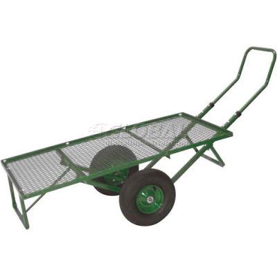 Dandux Flathauler Nursery Wagon Cart 42610 - 48 x 24 - 500 Lb. Cap.