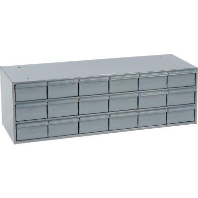 Durham Steel Storage Parts Drawer Cabinet 005-95 - 18 Drawers