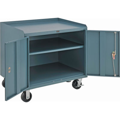 Global Industrial™ 36 x 26 Mobile Cabinet Bench