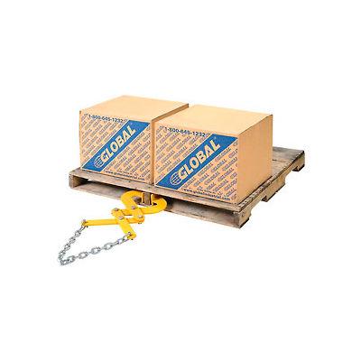 Global Industrial™ Double Scissor Pallet, Container & Skid Grabber - Puller 5000 Lb. Capacity